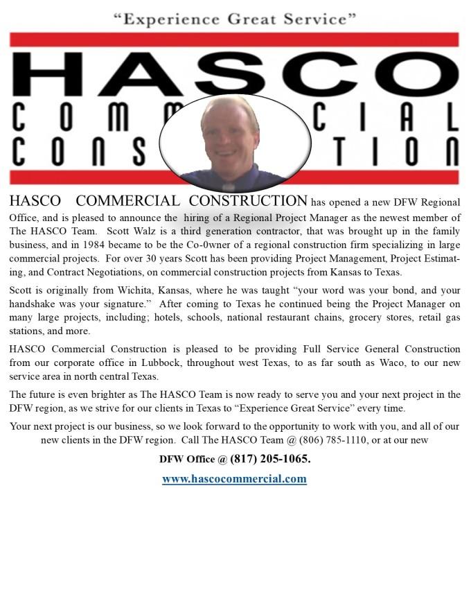 DFW Regional Office PR Article