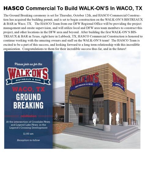 WALK-ONS.WACO